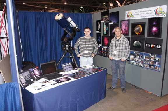Club d 39 astronomie v ga de cap rouge - Salon de l astronomie ...